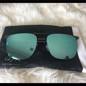 Quay 'Private Eyes' Sunglasses